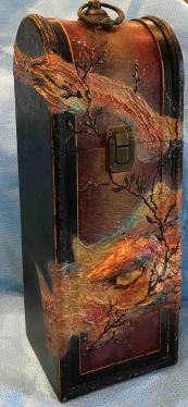 Autumn Treasure Wine Box $150