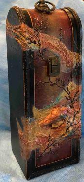 Autumn Treasure Wine Box