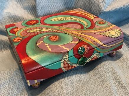 Paisley Box